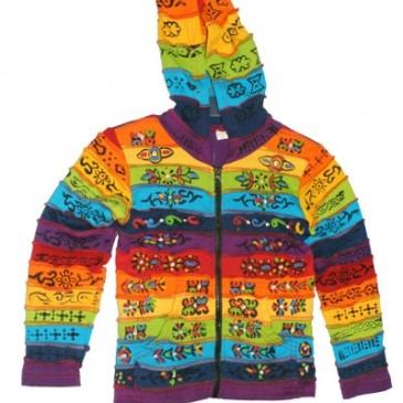 Rib Jacket EHG07