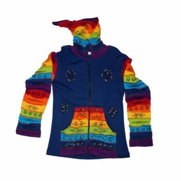 Rib Jacket EHG08