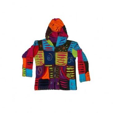 Razor Cut Cotton Jacket